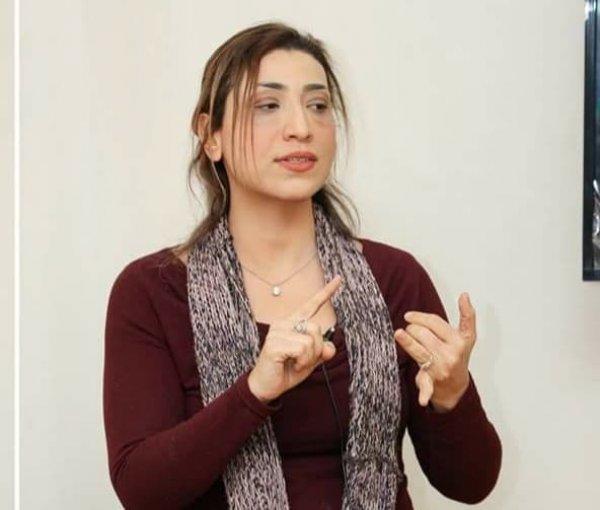 الباحثة والكاتبة رباب كمال لـ «صوت بلادى» العلمانية ليست كفراً بل هى ضد الفاشية و التسلط الدينى </a>  <p></p> <p></p>  <a href=